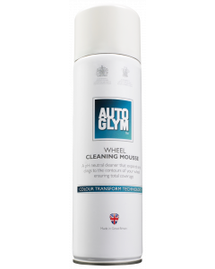Wheel Cleaning Mousse